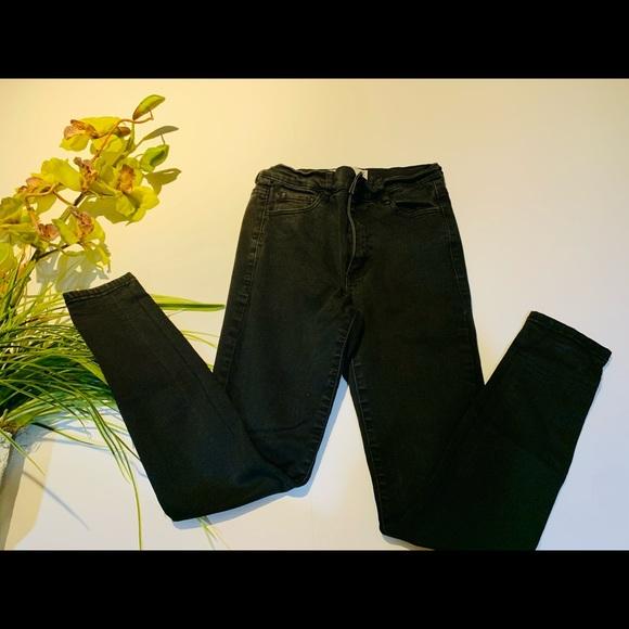 Garage Black Jeans Size 3